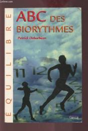 ABC des biorythmes - Couverture - Format classique
