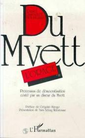 Du Mvett ; l'orage ; processus de démocratisation conté par un diseur du Mvett - Couverture - Format classique