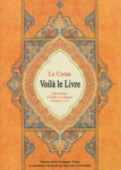 Voile Le Livre ; Le Coran T.1 - Couverture - Format classique