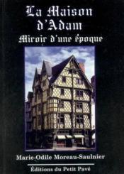 La maison d'adam - Couverture - Format classique