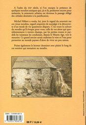 La Belle Histoire Des Moulins De France Et De Normandie A Vent Et A Eau - 4ème de couverture - Format classique
