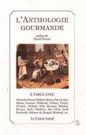 L'anthologie gourmande - Couverture - Format classique