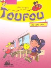 Toufou, Une Vraie Chipie - Couverture - Format classique