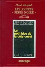 Annees Serie Noire/4 - Couverture - Format classique