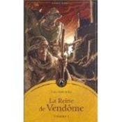 La reine de vendome - volume 1 - Couverture - Format classique