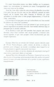 Peinture et eveils de la conscience - 4ème de couverture - Format classique