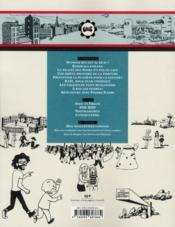 Usbek & Rica N.3 - 4ème de couverture - Format classique