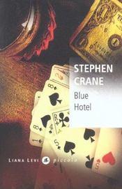 Blue hotel - Intérieur - Format classique