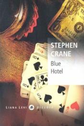 Blue hotel - Couverture - Format classique