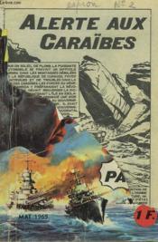 Espions. Mensuel N°2. Alerte Au Caraïbes. - Couverture - Format classique