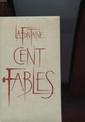 Cent Fables - Couverture - Format classique