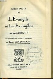 VERBUM SALUTIS tome XI : L'évangile et les évangiles - Couverture - Format classique
