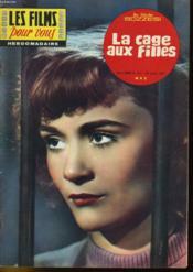 DES FILMS POUR VOUS - LA CAGE AUX FILLES - 6eme ANNEE - N°241 - Couverture - Format classique