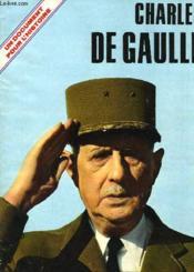 Paris Jour - Supplement Hors Serie N°3474 - Charles De Gaulle - Un Document Pour L'Histoire - Couverture - Format classique