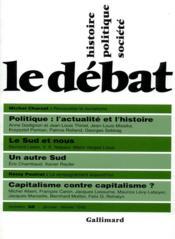 Revue Le Débat N.68 ; janvier-février 1992 - Couverture - Format classique