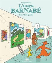 L'ours Barnabé T.20 ; visite guidée - Couverture - Format classique