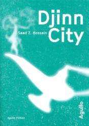 Djinn city - Couverture - Format classique