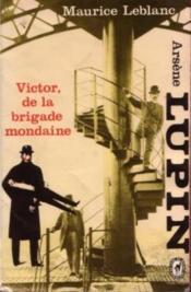 Victor, de la brigade mondaine - Couverture - Format classique