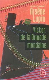 Victor, de la brigade mondaine - Intérieur - Format classique