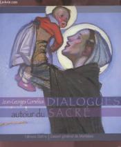 Dialogues autour du sacre - jean-georges cornelius - Couverture - Format classique
