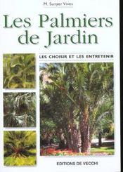 Les Palmiers De Jardin - Intérieur - Format classique