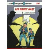 Les tuniques bleues t.47 ; les Nancy Hart - Couverture - Format classique