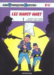 Les tuniques bleues t.47 ; les Nancy Hart - Intérieur - Format classique