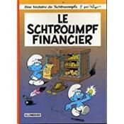 Les Schtroumpfs T.16 - Couverture - Format classique