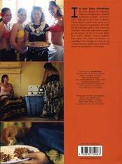 La cuisine des tribus - 4ème de couverture - Format classique