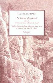 Grain De Seneve (Le) Ned - Intérieur - Format classique