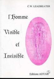 L'homme visible et invisible - Couverture - Format classique
