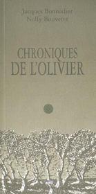 Chroniques de l'olivier - Intérieur - Format classique