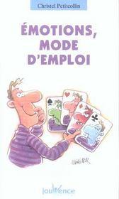 Émotions, mode d'emploi - Intérieur - Format classique