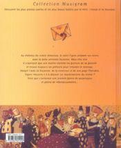 Les noces de Figaro - 4ème de couverture - Format classique