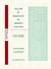 Analyse et traitement de donnees avec spss - Couverture - Format classique