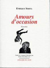 Amours d'occasion - Couverture - Format classique