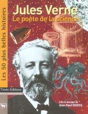 Jules verne ; le poete de la science - Intérieur - Format classique