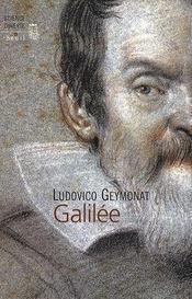 Galilée - Couverture - Format classique