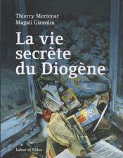 La vie secrète de Diogène - Couverture - Format classique