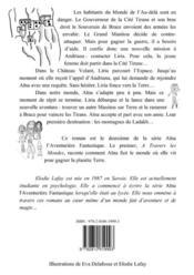 Aïna l'aventurière fantastique t.2 ; retour aux sources - 4ème de couverture - Format classique