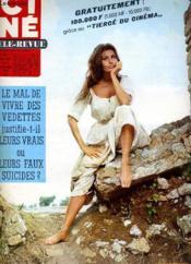CINE REVUE TELE-REVUE - 46E ANNEE - N° 47 - 10h.30 DU SOIR EN ETE - Couverture - Format classique