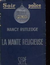 La Mante Religieuse - The Praying Mentis - Couverture - Format classique