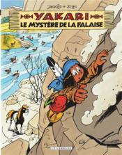 Yakari T.25 ; Yakari et le mystère de la falaise - Couverture - Format classique
