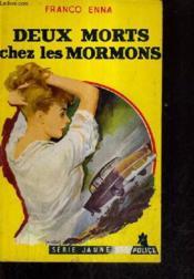 Deux Morts Chez Les Mormons. - Couverture - Format classique