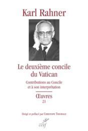 Le deuxième concile du Vatican - Couverture - Format classique
