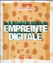 Empreinte digitale - Couverture - Format classique