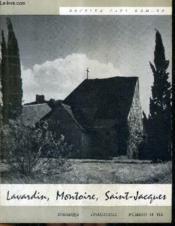 Lavardin Montoire Saint Jacques - Zodiaque N° 34 Ter. - Couverture - Format classique