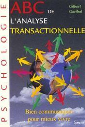 Abc de l'analyse transactionnelle - Intérieur - Format classique