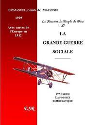 La Grande Guerre Sociale - Couverture - Format classique