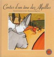 Contes d'un âne des Alpilles - Couverture - Format classique